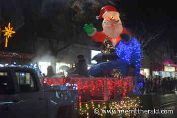 Insurance coverage, limited grouping reasons for Country Christmas cancellation - Merritt Herald - Merritt Herald
