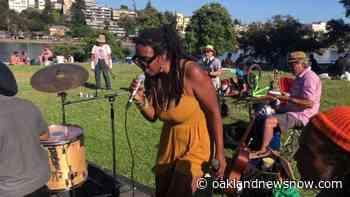 Diasporic Riddim Live With Amanze For Lake Merritt Oakland Reggae Performance - Oakland News Now
