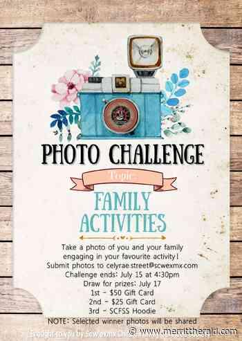 Activity-related photo contest on for prizes - Merritt Herald - Merritt Herald