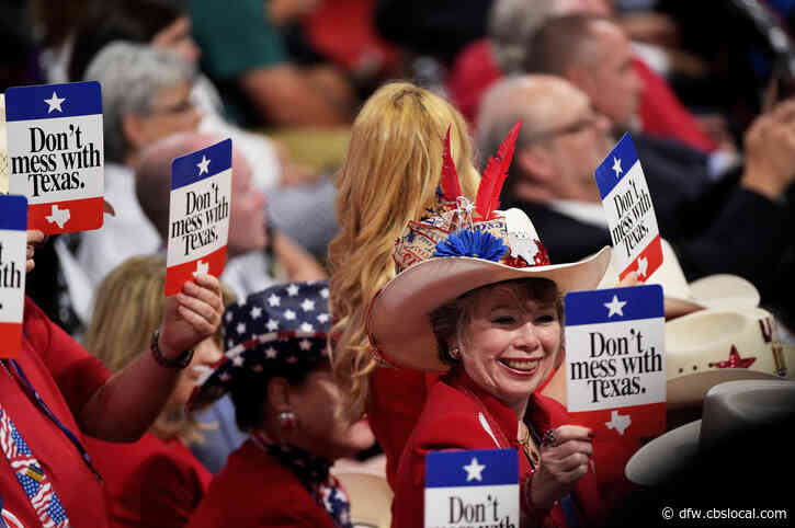 Houston Cancels In-Person Texas GOP Convention Due To Surge In Coronavirus Cases