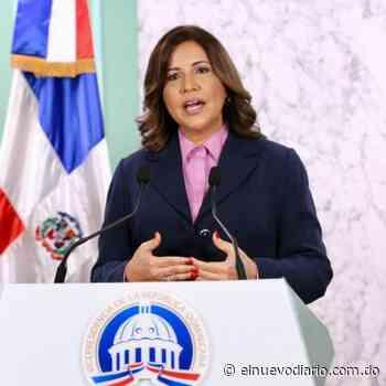"""Margarita se reunirá con vice de Abinader para coordinar entrega de mando """"transparente y organizada"""" - El Nuevo Diario (República Dominicana)"""