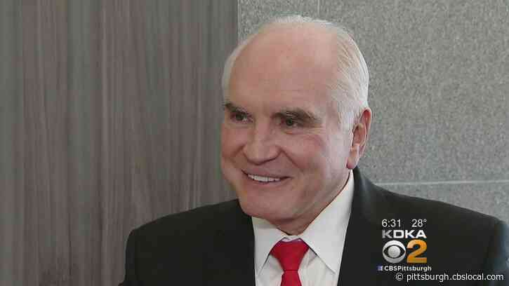 Rep. Mike Kelly Donating Blood Plasma To Research After Coronavirus Recovery