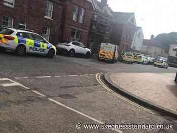 Two arrested after assault on police officers in Wainfleet - Skegness Standard