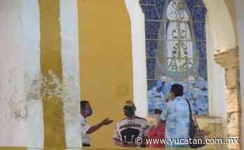 Izamal viaja a hace 27 años - El Diario de Yucatán