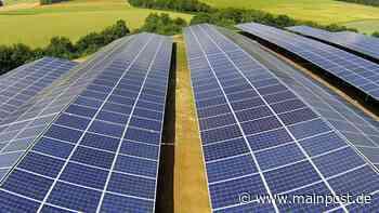 Iphofen lehnt Solarparks auf freier Fläche ab - Main-Post