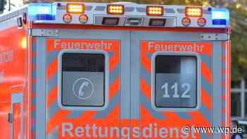Motorradfahrer aus Kreuztal in Gummersbach schwer verletzt - Westfalenpost
