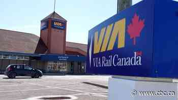 Via Rail cutting about 1,000 jobs amid struggles over COVID-19 pandemic