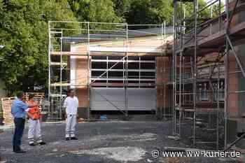 Die neue DRK-Rettungswache in Herschbach wird im Oktober eingeweiht - WW-Kurier - Internetzeitung für den Westerwaldkreis