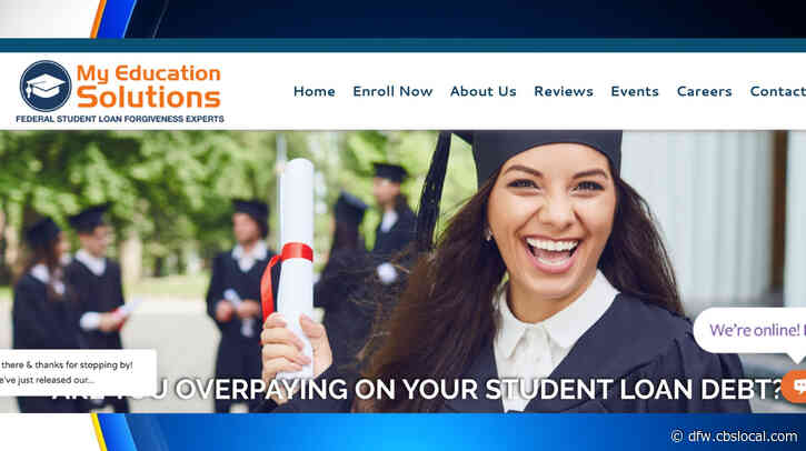 Texas Attorney General Sues San Antonio-Based Student Loan Debt Relief Company