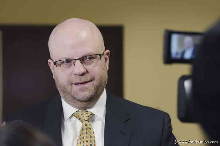 Former Rensselaer County DA Abelove's appeal request rejected