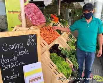 Tenjo: con pequeños productores del municipio, Terpel inauguró primer mercado campesino - Radio Santa Fe