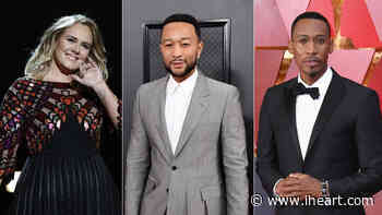 Adele Reportedly Taps John Legend, Raphael Saadiq For New Album - iHeartRadio