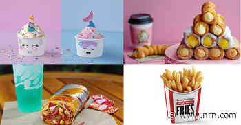 Menu Tracker: New items from Baskin-Robbins, KFC and Taco Bell