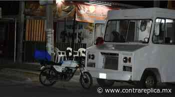 Asesinan a dueño de Food Truck en Culiacan - ContraRéplica