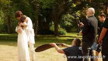 Roost-Warendin : un tournage sur Rimbaud au château de Bernicourt - La Voix du Nord