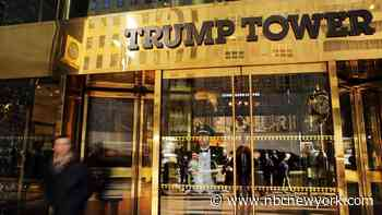 NYC to Start Trump Tower Black Lives Matter Mural on Thursday Morning