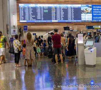 More than 600 visitors arrived in Hawaii on Monday despite mandatory quarantine