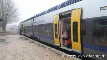 Lensois : la ligne SNCF Libercourt – Lens coupée jusqu'en fin de journée - La Voix du Nord