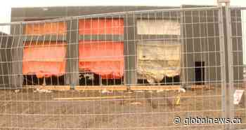 Construction of Fire Station #5 in Lethbridge on schedule and budget