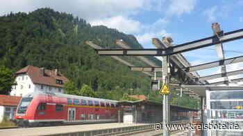 Bahnhof Sonthofen Immenstadt Barrierefrei Sozialverband - Kreisbote