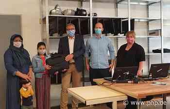 Digitale Bildung für alle Mittelschüler - Trostberg - Passauer Neue Presse