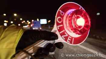 Trostberg: Ausländische Fahrerlaubnis nicht umgeschrieben - chiemgau24.de