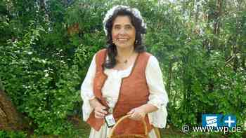 Monika Link aus Hagen ist im Saarland kleine Berühmtheit - Westfalenpost