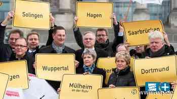 Hagen fordert bei Laschet Altschulden-Lösung ein - Westfalenpost