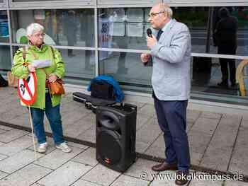 """""""Bürgermeister für den Frieden"""": Hagen: Flagge zeigen gegen Atomwaffen - Hagen - Lokalkompass.de"""