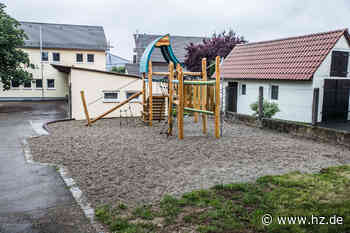 Modernisierung : Spielplätze in Bissingen und Bolheim wurden erneuert - Heidenheimer Zeitung
