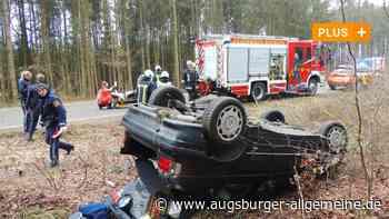 Neuburg-Schrobenhausen: Unfälle im Landkreis: Bislang 40 Prozent weniger Schwerverletzte - Augsburger Allgemeine