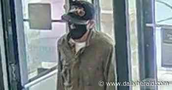 Wood Dale bank robbed