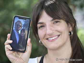 Cross-border couple tie the knot via FaceTime