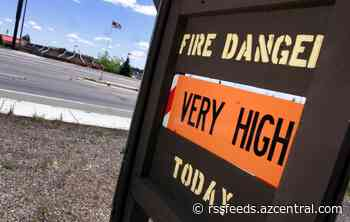 Red Flag Warning issued for Coconino County, excessive heat watch for Phoenix area