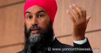 Singh calls on Trudeau to address systemic racism in police forces - Yorkton This Week