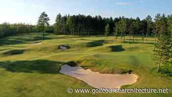 New par-three course completed at Forest Dunes - Golf Course Architecture