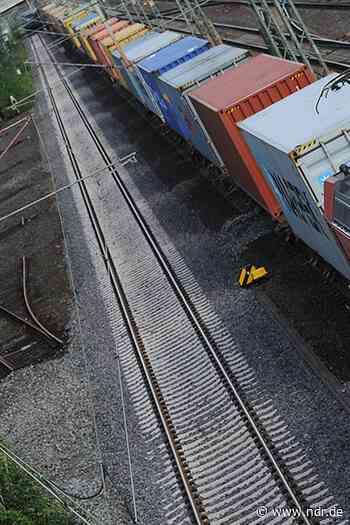 Bahnstrecke bei Buxtehude zeitweise gesperrt - NDR.de