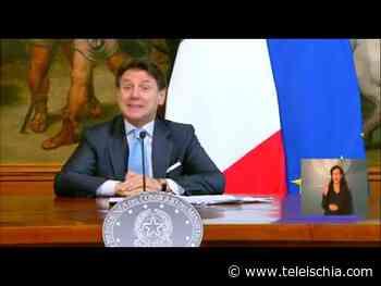 """DECRETO SEMPLIFICAZIONI. CONTE: """"UNA RIFORMA CHE RENDE L'ITALIA PIU' AGILE E COMPETITIVA"""" (SERVIZIO TV) - TeleIschia"""