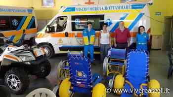Grottammare: la città rende le spiagge accessibili anche alle persone con disabilità, servizio gratuito su prenotazione - Vivere Ascoli