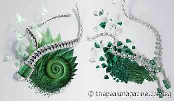 Cartier's new high jewellery collection is inspired by nature - The Peak Singapore