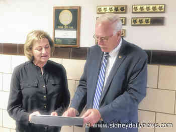Sidney achieves 'Sterling Tree City USA' status - sidneydailynews.com