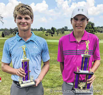 Cobb wins junior golf tournament - sidneydailynews.com