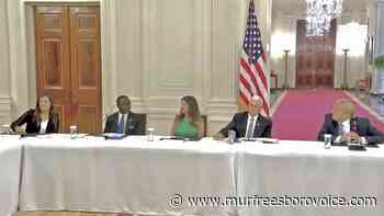 Sidney McPhee, MTSU officials take part in White House panel on reopening campuses this fall - Murfreesboro Voice