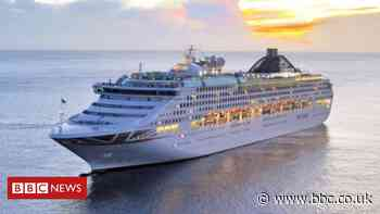 Oceana to be sold off by P&O Cruises