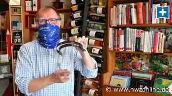 Ganderkesee: Maskenpflicht belastet Kunden - Nordwest-Zeitung