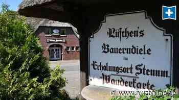 Essen und Trinken in Ganderkesee - Nordwest-Zeitung