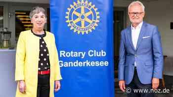 Jürgen Elbin neuer Präsident beim Rotary Club Ganderkesee - noz.de - Neue Osnabrücker Zeitung