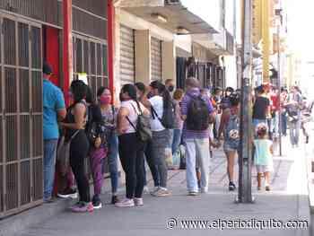 Calles y avenidas de Maracay volvieron a lucir concurridas - El Periodiquito