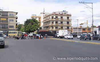 Refuerzan cierre de vías en Maracay durante la cuarentena radical - El Periodiquito