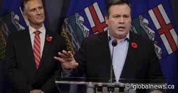 Kenney defends hiring ex-MLA for trade office who gave up seat for him to run